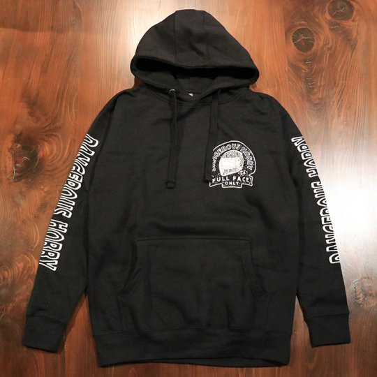 ONGROUNDCLOTHING【Dangerous Hobby】HOODIE ブラック