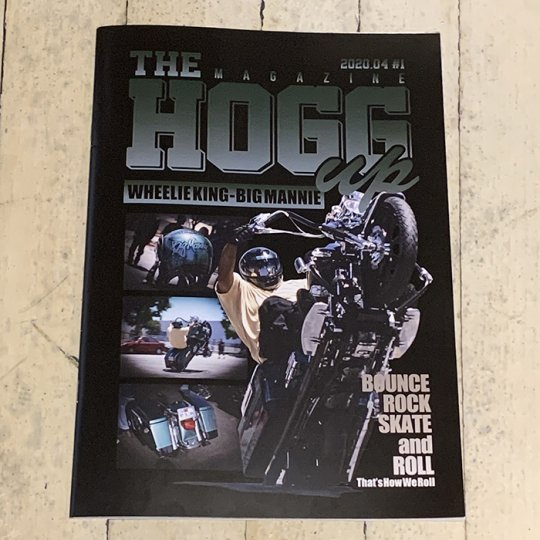 THE HOGG up MAGAZINE #1 2020.04