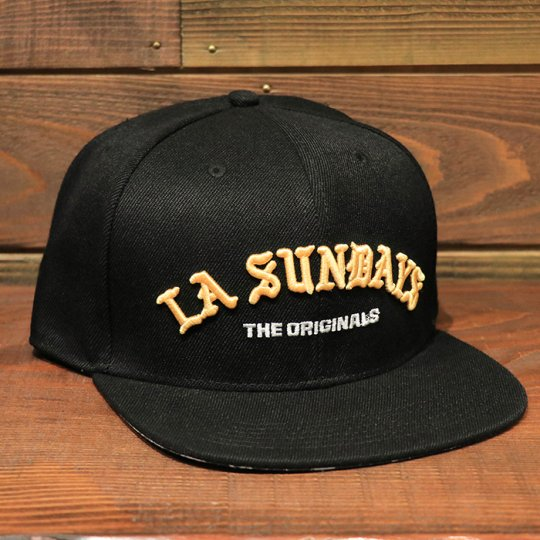 LASundays SNAPBACK 2,0 スナップバック キャップ<img class='new_mark_img2' src='//img.shop-pro.jp/img/new/icons5.gif' style='border:none;display:inline;margin:0px;padding:0px;width:auto;' />