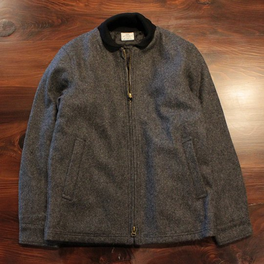 Attract Street Gear WOOL Jacket  ウール ジャケット グレー