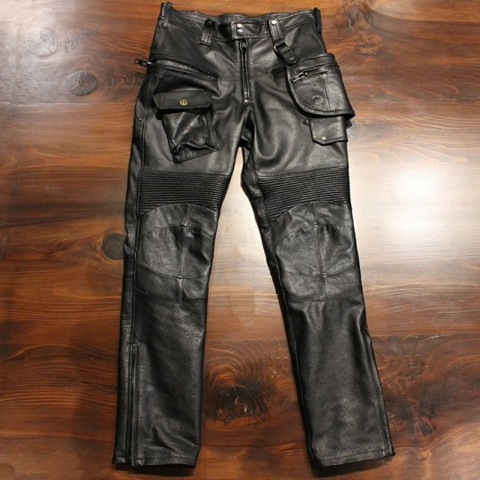 DESPERADO LEATHER CLOTHING  【デスペラード レザー クロージング】 Leather Pants レザーパンツ<img class='new_mark_img2' src='//img.shop-pro.jp/img/new/icons58.gif' style='border:none;display:inline;margin:0px;padding:0px;width:auto;' />
