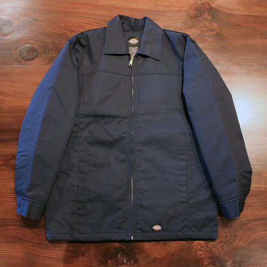 Dickies insulated panel jacket Navy ディッキーズ パネルジャケット ネイビー<img class='new_mark_img2' src='//img.shop-pro.jp/img/new/icons31.gif' style='border:none;display:inline;margin:0px;padding:0px;width:auto;' />