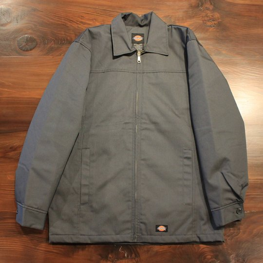 Dickies insulated panel jacket Gray ディッキーズ パネルジャケット グレー<img class='new_mark_img2' src='//img.shop-pro.jp/img/new/icons31.gif' style='border:none;display:inline;margin:0px;padding:0px;width:auto;' />