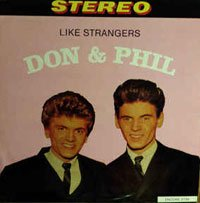 Don & Phil (Everly Brothers) - Like Strangers - OLD HAT GEAR