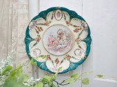 甘美 薔薇と天使のウォールプレート