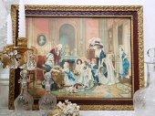 多色刷美術印刷 『おばあちゃまのバースデー』