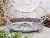 優美 獅子とロココ装飾 ジャルディニエール
