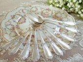 華麗 リボン装飾 スプーンセット