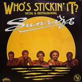 SUNRIZE / who's stickin' it?【7EP】