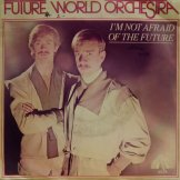 FUTURE WORLD ORCHESTRA / i'm not afraid of the future【7EP】