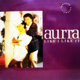 AURRA / like i like it【7EP】