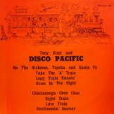 TONY RIZZI AND DISCO PACIFIC / pacific