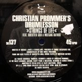 CHRISTIAN PROMMER'S DRUMLESSON / strings of life