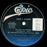 CARLY SIMON / my new boyfriend
