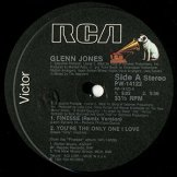 GLENN JONES / finesse
