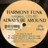 HARMONY FUNK FEATURING CEI-BEI / always be around