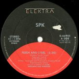 SPK / flesh and steel