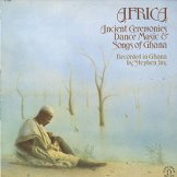 V.A. / africa-ancient ceremonies, dance music & songs of ghana