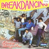 ELECTRIC BOOGIE MEN / breakdancing 【7EP】