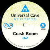 JAZ / PARTY DAD / crash boom / dream dance 【7EP】