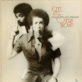 JOHN LEE & GERRY BROWN / still can't say enough