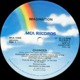 IMAGINATION / changes
