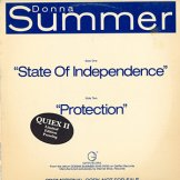 DONNA SUMMER / state of independence