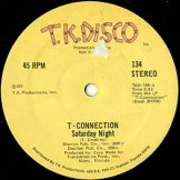 T-CONNECTION / saturday night
