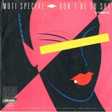 MOTI SPECIAL / don't be so shy 【7EP】