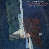 DON GROLNICK FEATURING MICHAEL BRECKER / hearts and numbers