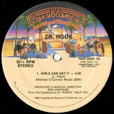 DR. HOOK / girls can get it