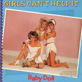 GIRLS CAN'T HELP IT / baby doll