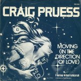 CRAIG PRUESS / moving in the direction of love【7EP】