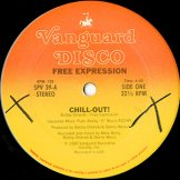 FREE EXPRESSION / chill out!