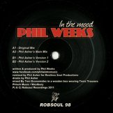 PHIL WEEKS / in the mood