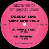DEADLY SINS / giant cuts vol. 3