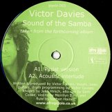 VICTOR DAVIES / sound of the samba