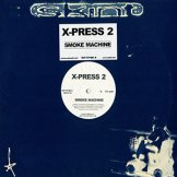 X-PRESS 2 / smoke machine