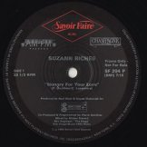 SUZANN RICHES / hungry for your love