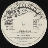 WITCH QUEEN / bang a gong