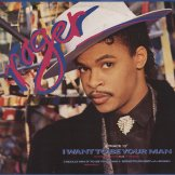 ROGER / i want to be your man