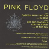 PINK FLOYD / careful with that axe, eugene