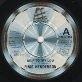 FINIS HENDERSON / skip to my lou 【7EP】
