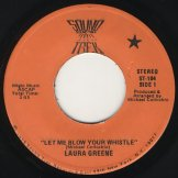 LAURA GREENE / let me blow your whistle 【7EP】