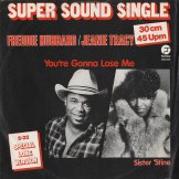 FREDDIE HUBBARD FEAT. JEANIE TRACY / you're gonna lose me
