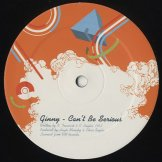 GINNY / CLIVE STEVENS & BRAINCHILD / can't be serious / mystery man