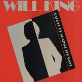 WILL KING / backed up against the wall