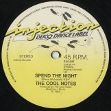 COOL NOTES / spend the night (remix)