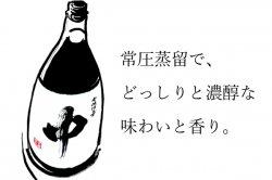 爲、 ハダカ麦焼酎25度1800ml 常徳屋酒造