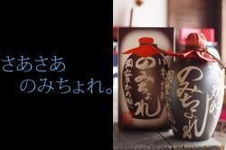 のみちょれ 壺(陶器) 25度 720ml